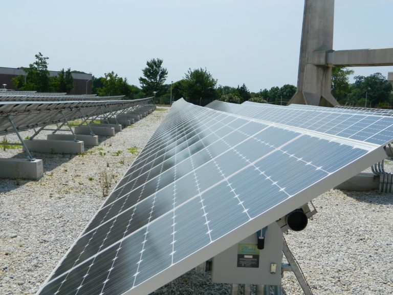 Commercial Solar Panel Missouri City