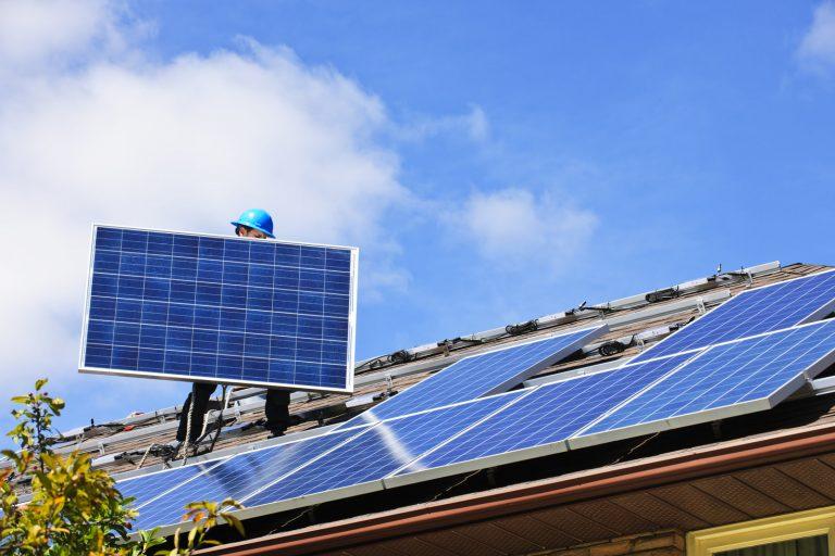 Solar Residential Mo City